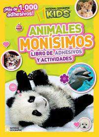 Animales Monisimos - Aa. Vv.