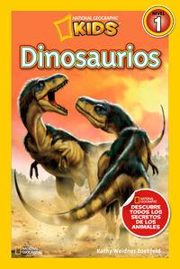 Dinosaurios - Kathleen Weidnerr Zoehfeld