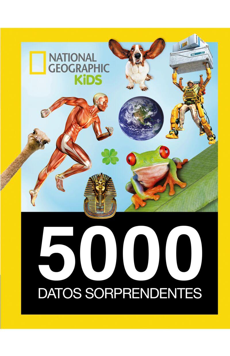 5000 Datos Sorprendentes - Aa. Vv.