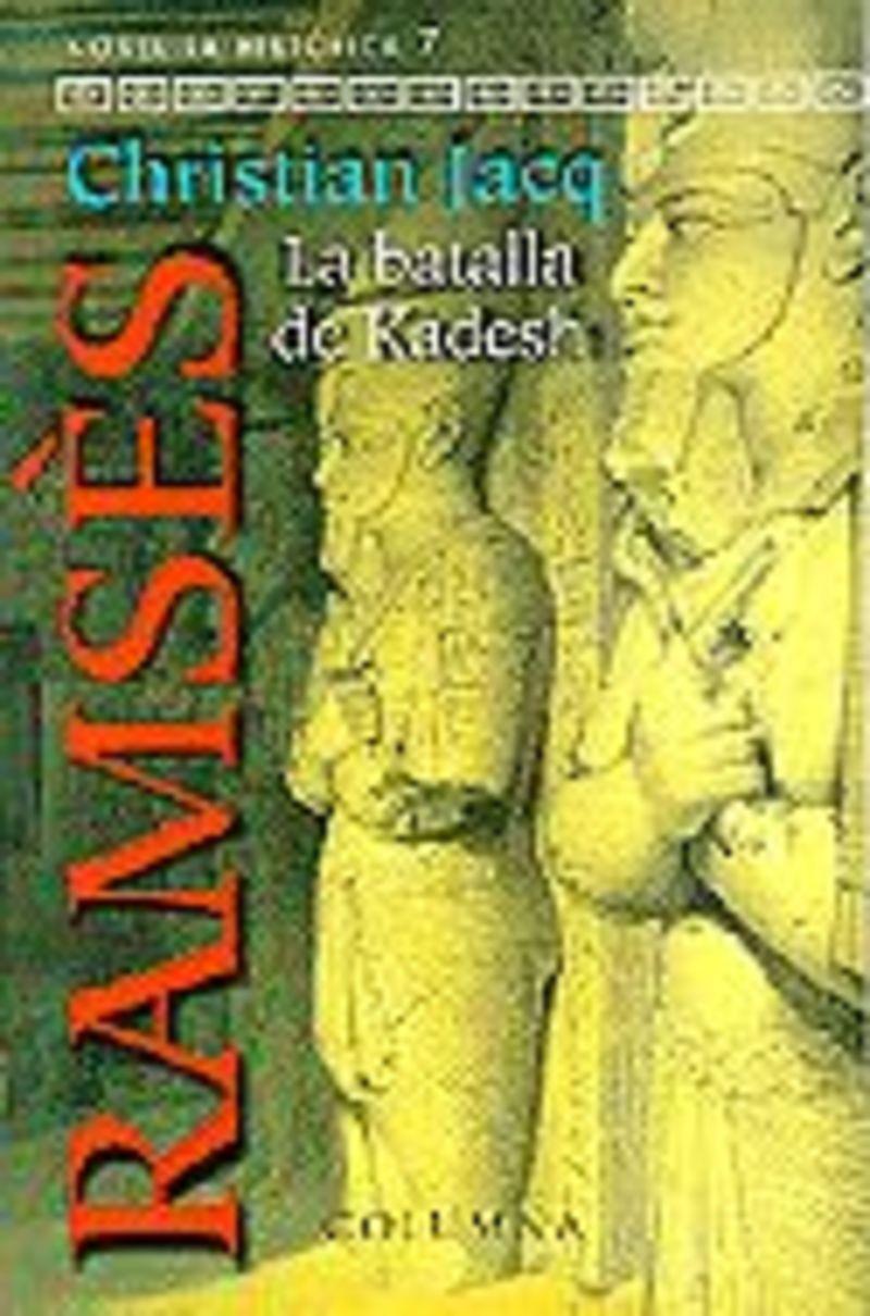 RAMSES, LA BATALLA DE KADESH