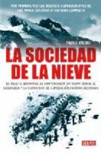 La sociedad de la nieve - Pablo Vierci