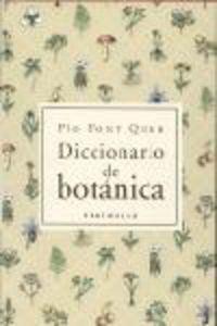 Diccionario De Botanica - Pio Font Quer