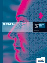 bach 1 - psicologia - Jesus Ramirez Cabañas
