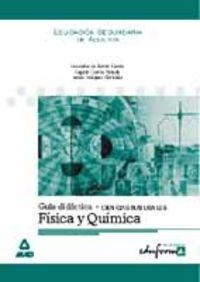 ESA - GUIA DIDACTICA FISICA Y QUIMICA