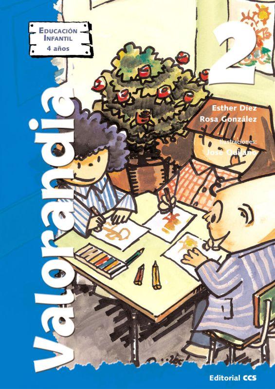 VALORANDIA 2 - EDUCACION INFANTIL 4 AÑOS