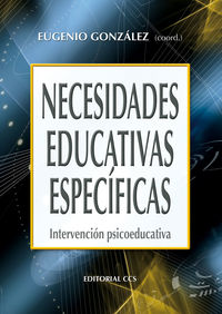 NECESIDADES EDUCATIVAS ESPECIFICAS - INTERVENCION PSICOEDUCATIVA