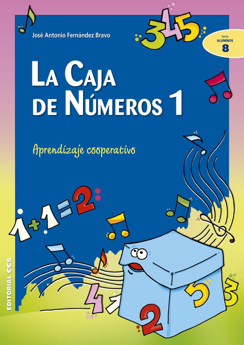 Caja De Numeros, La 1 - Aprendizaje Cooperativo - Jose A. Fernandez Bravo