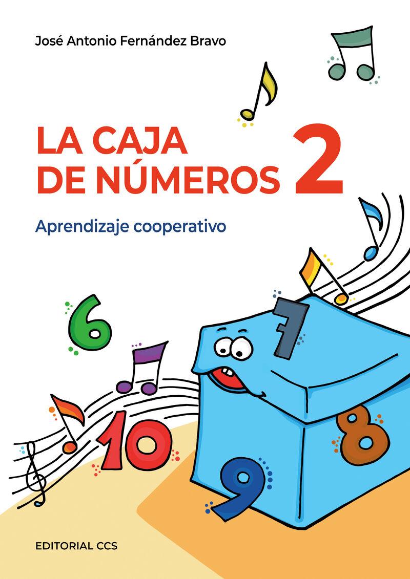 Caja De Numeros, La 2 - Aprendizaje Cooperativo - Jose A. Fernandez Bravo