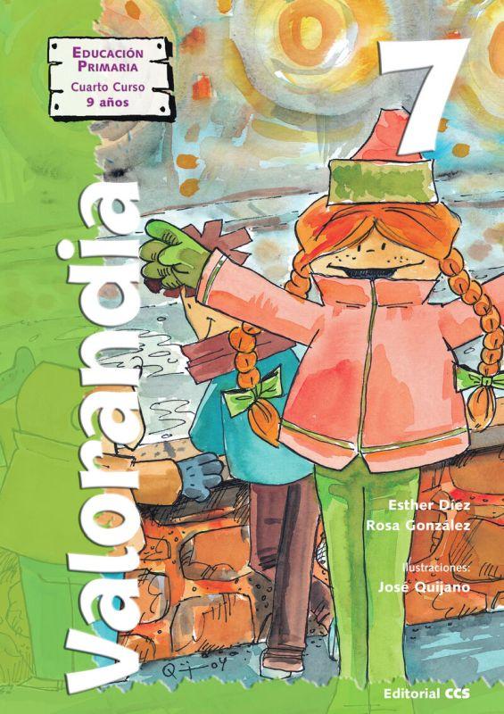 VALORANDIA 7 EDUCACION PRIMARIA CUARTO CURSO 9 AÑOS