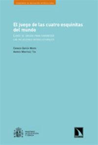 JUEGO DE LAS CUATRO ESQUINITAS DEL MUNDO, EL - LIBRO DE JUEGOS