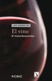 El vino - M. Victoria Moreno-Arribas