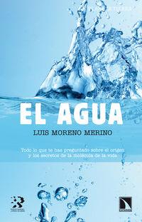 El agua - Luis Moreno Merino