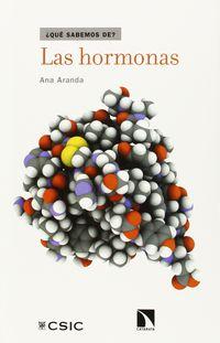 Las hormonas - Ana Aranda