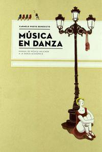 MUSICA EN DANZA (+CD)
