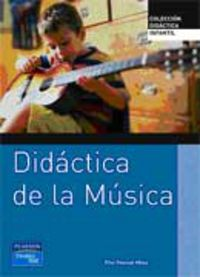 DIDACTICA DE LA MUSICA PARA EDUCACION INFANTIL (+CDROM)