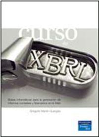 Curso De Xbrl - Gregorio Martin Quetglas