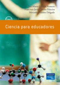 CIENCIA PARA EDUCADORES (+CD)