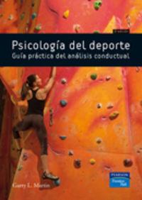 (3 ED) PSICOLOGIA DEL DEPORTE