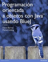 Programacion Orientada A Objetos Con Java Usando Bluej (+cd) - David  Barnes  /  Michael  Kolling