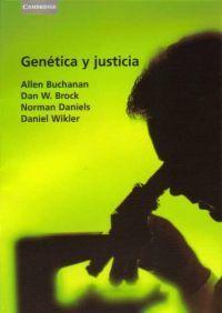 GENETICA Y JUSTICIA