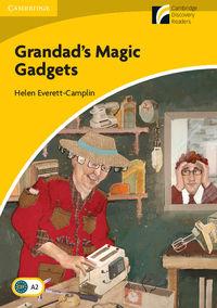 (cexr 2) grandad's magic gadgets - Helen Everett-Camplin