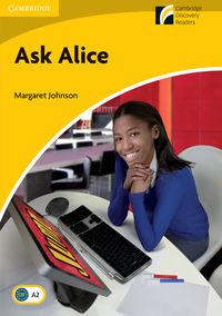 (cexr 2) ask alice - Margaret Johnson