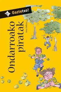 Ondarruko Piratak - Ana Urkiza