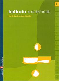 LH - KALKULU KOAD. 1