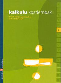 LH - KALKULU KOAD. 6