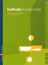 LH - KALKULU KOAD. 13