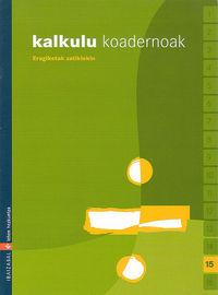 LH - KALKULU KOAD. 15