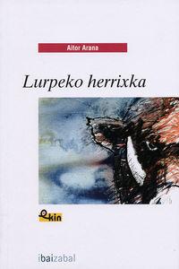 LURPEKO HERRIXKA