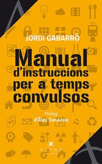2014 - Manual D'intruccions - Jordi Gabarro Serra