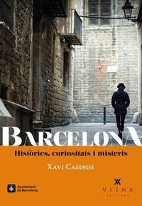 barcelona - histories, curiositats i misteris - Xavi Casinos