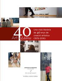 Museu D'art Modern De La Diputacio De Tarragona - 40 Anys (1976-2016) - Aa. Vv.
