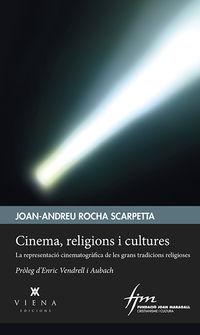 Cinema I Tradicions Religioses - Catolicisme, Pensament Social I Literatura - Joan-Andreu Rocha