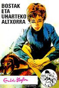 Bostak Eta Uharteko Altxorra - Enid Blyton