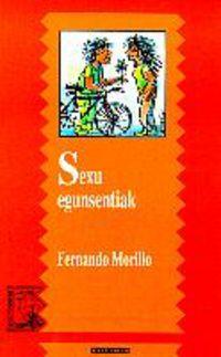Sexu Egunsentiak - Fernando Morillo