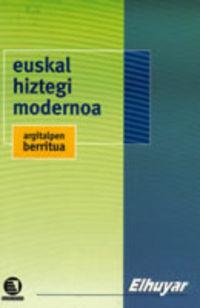 EUSKAL HIZTEGI MODERNOA