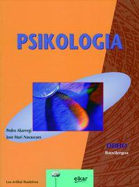 BATX 1 / 2 - PSIKOLOGIA