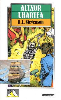 Altxor Uhartea - Robert Louis Stevenson