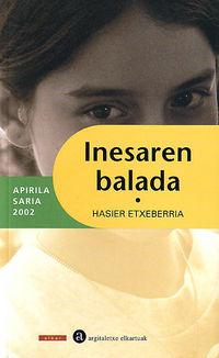 Inesaren Balada - Hasier Etxeberria