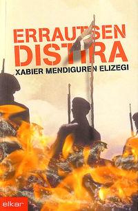 Errautsen Distira - Xabier Mendiguren Elizegi
