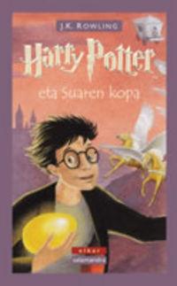 Harry Potter Eta Suaren Kopa - J. K. Rowling