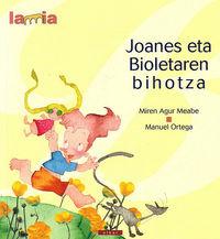 JOANES ETA BIOLETAREN BIHOTZA
