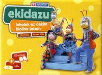KUKUBILTXO - EKIDAZU (LIBURUA+CD)