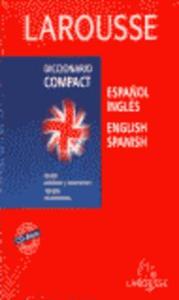 Diccionario Compact Español Ingles English Spanish - Cd Rom - - Aa. Vv.