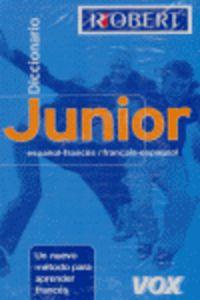 Dicc. Junior Español / Frances, Français / Espagnol - Aa. Vv.