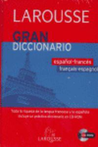 DICC. GRAN ESP / FRA - FRA / ESP + CD (GRAN DICCIONARIO)