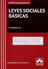 (10 ED) LEYES SOCIALES BASICAS